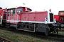 "O&K 26453 - DB Cargo ""335 094-9"" 27.11.2003 - Mannheim, RangierbahnhofWolfgang Mauser"