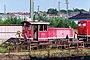 """O&K 26454 - DB Cargo """"335 095-6"""" 15.07.2003 - Hagen-Eckesey, BahnbetriebswerkStephan Münnich"""
