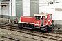 """O&K 26454 - DB Cargo """"335 095-6"""" 17.10.2000 - Hagen-Eckesey, BahnbetriebswerkStephan Münnich"""