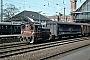 "O&K 26457 - DB ""333 098-2"" 15.04.1981 - Bremen HauptbahnhofNorbert Lippek"