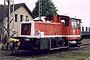 """O&K 26458 - DB Cargo """"335 099-8"""" 09.09.2001 - Osnabrück, BahnbetriebswerkAndreas Kabelitz"""