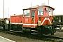 """O&K 26459 - DB Cargo """"335 100-4"""" 24.03.2002 - Gremberg, BetriebshofAndreas Kabelitz"""