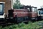 "O&K 26460 - DB ""333 101-4"" 10.06.1981 - Bremen, AusbesserungswerkNorbert Lippek"