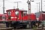 "O&K 26461 - Railion ""335 152-5"" 17.11.2007 - Duisburg, VorbahnhofBernd Piplack"
