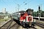 """O&K 26461 - DB """"335 152-5"""" 13.08.1993 - Stuttgart, HauptbahnhofStefan Motz"""