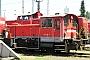 "O&K 26461 - DB Schenker ""335 152-5"" 09.06.2014 - Kornwestheim, BetriebshofHans-Martin Pawelczyk"