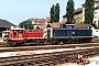 "O&K 26463 - DB ""335 154-1"" 05.07.1989 - Lindau, BahnhofAndreas Böttger"