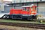 """O&K 26463 - Railion""""335 154-1"""" 14.03.2007 - Regensburg, HauptbahnhofManfred Uy"""
