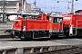 "O&K 26463 - DB Schenker ""335 154-1"" 23.03.2010 - Nürnberg, HauptbahnhofHarald Weyh"