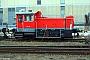 """O&K 26463 - Railion """"335 154-1"""" 22.02.2006 - Regensburg, HauptbahnhofManfred Uy"""