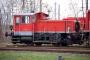 """O&K 26466 - Railion """"335 157-4"""" 05.04.2008 - Cottbus, AusbesserungswerkGunnar Hölzig"""