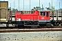 """O&K 26469 - DB Cargo """"98 80 3335 160-8 D-DB"""" 25.07.2019 - Seevetal, Rangierbahnhof MaschenUwe Kossebau"""