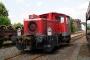 "O&K 26472 - Railion ""335 163-2"" 26.05.2007 - Bebra, WagenhalleBernd Piplack"