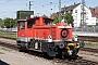 """O&K 26473 - DB Schenker """"335 164-0"""" 26.08.2015 - OffenburgGunnar Meisner"""