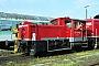 "O&K 26476 - DB Cargo ""335 167-3"" 24.07.2003 - Mühldorf, BetriebshofDietrich Bothe"