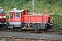 "O&K 26476 - Railion ""335 167-3"" 05.10.2006 - Saarbrücken, Werk NordMarkus Hilt"