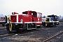 """O&K 26478 - DB """"335 169-9"""" 29.03.1989 - Nürnberg, AusbesserungswerkNorbert Lippek"""