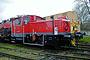 "O&K 26479 - DB Cargo ""333 670-8"" 19.11.2001 - Rostock, BahnbetriebswerkThomas Gerson"