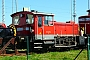 """O&K 26482 - Railion """"333 673-2"""" 22.04.2008 - Rostock-Seehafen, BetriebshofErnst Lauer"""