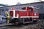 """O&K 26482 - DB """"335 173-1"""" 29.03.1989 - Nürnberg, AusbesserungswerkNorbert Lippek"""