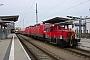 """O&K 26482 - Railion """"333 673-2"""" 06.03.2004 - Rostock HauptbahnhofPeter Wegner"""