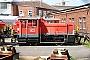 "O&K 26486 - DB Cargo ""98 80 3335 177-2 D-DB"" 08.08.2016 - Cottbus, DB FahrzeuginstandhaltungThomas Wohlfarth"