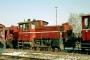 "O&K 26487 - DB ""333 178-2"" 26.02.1981 - Nürnberg, AusbesserungswerkJohannes Heigl"