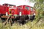 """O&K 26488 - DB Cargo """"333 679-8"""" 30.07.2003 - Magdeburg-Rothensee, BahnbetriebswerkWieland Schulze"""