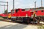 """O&K 26489 - DB Cargo """"333 680-7"""" 30.07.2003 - Magdeburg-Rothensee, BahnbetriebswerkWieland Schulze"""