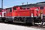 "O&K 26489 - Railion ""333 680-7"" 07.09.2003 - Magdeburg-Rothensee, BahnbetriebswerkMario D."