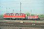 """O&K 26492 - DB Cargo """"335 183-0"""" 19.04.2002 - Duisburg, HauptbahnhofAndreas Kabelitz"""