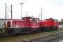 "O&K 26492 - Railion ""335 183-0"" 25.12.2005 - Mannheim, BetriebshofBernd Piplack"