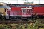 """O&K 26492 - Railion """"335 183-0"""" 08.10.2008 - Mannheim, BetriebshofErnst Lauer"""