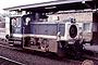 "O&K 26495 - DB ""333 186-5"" 05.08.1990 - Niebüll, BahnhofRolf Köstner"