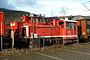 "O&K 26906 - DB Cargo ""335 196-2"" 09.02.2003 - Hagen, BahnbetriebswerkNorbert Schneider"