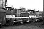 """O&K 26906 - DB """"333 196-4"""" __.__.1976 - Gelsenkirchen-Bismarck, BahnbetriebswerkMichael Hafenrichter"""