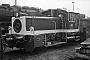 """O&K 26906 - DB """"333 196-4"""" __.04.1976 - Gelsenkirchen-Bismarck, BahnbetriebswerkM. Götze (Archiv Julius Kaiser)"""