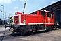 "O&K 26910 - DB ""335 200-2"" 30.06.1990 - Kassel, BahnbetriebswerkAndreas Böttger"