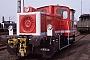 """O&K 26910 - DB """"335 200-2"""" 17.09.1989 - Bremen, AusbesserungswerkGerd Hahn"""