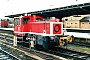 "O&K 26910 - DB Cargo ""335 200-2"" 28.12.2001 - BebraFrank Pfeiffer"