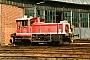 "O&K 26916 - DB AG ""335 206-9"" 28.08.1994 - Krefeld, BahnbetriebswerkAndreas Kabelitz"