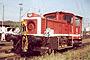 """O&K 26916 - DB Cargo """"335 206-9"""" 12.08.2000 - Gremberg, RangierbahnhofAndreas Böttger"""