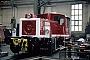 "O&K 26916 - DB ""335 206-9"" 12.10.1988 - Bremen, AusbesserungswerkNorbert Lippek"