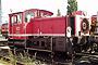 """O&K 26919 - DB Cargo """"335 209-3"""" 30.07.2003 - Magdeburg-Rothensee, BahnbetriebswerkWieland Schulze"""