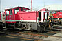 "O&K 26919 - DB Cargo ""335 209-3"" 16.11.2003 - Magdeburg-Rothensee, Bahnbetriebswerk Bernd Piplack"
