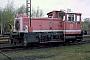 "O&K 26920 - DB AG ""335 210-1"" 11.04.1999 - Hamburg-WilhelmsburgFrank Glaubitz"