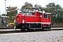 """O&K 26920 - Railion """"335 210-1"""" 29.09.2008 - Maschen, Wagenwerk Bezirk 5Jannick Dahm"""