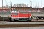 """O&K 26920 - DB Schenker """"335 210-1"""" 31.03.2013 - Maschen, RangierbahnhofAndreas Kriegisch"""