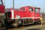 "O&K 26922 - DB Cargo ""335 212-7"" 21.03.2003 - Oberhausen, Bahnbetriebswerk Osterfeld-SüdBernd Piplack"