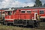 """O&K 26925 - DB Cargo """"335 215-0"""" 05.09.2001 - NiebüllMaarten van der Willigen"""